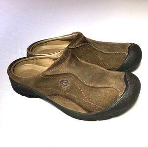 Keen Womens Clogs Slip On Slides Mules Sz 6.5